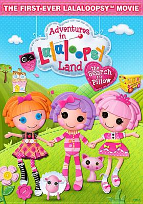 ADVENTURES IN LALALOOPSY LAND:SEARCH BY LALALOOPSY (DVD)