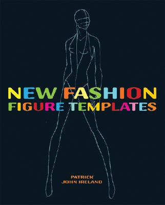 New Fashion Figure Templates By Ireland, Patrick John